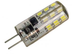 Żarówka LED 12V G4 1.5W Biała