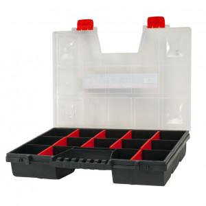 Organizer 11 przegródek 19.5x15.5x3.5cm OR37