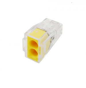 Szybkozłączka elektryczna typ 102 2PIN