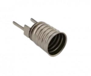 Gniazdo/oprawka żarówki wkręcanej (rowerowej) E10 do PCB