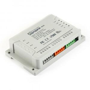 Sterownik WIFI SONOFF 4 kanały 230V