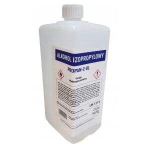 Izopropanol IPA (czysty alkohol izopropylowy) 99% 1L