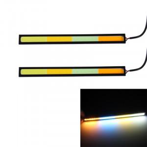 Lampa LED 12V 2x3W 170mm 4 kolory (biały, niebieski, różowy, pomarańczowy)