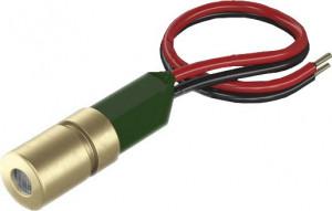 Laser 3V moc:10mW 650nm czerwony