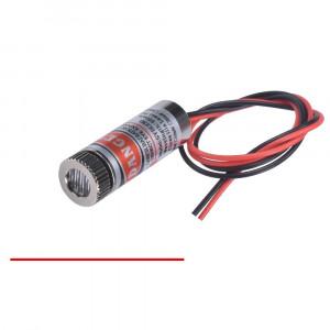 Laser liniowy 3-5V moc:200mW czerwony
