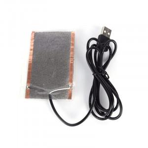 Mata grzewcza 8x10cm USB 5V 3.5W