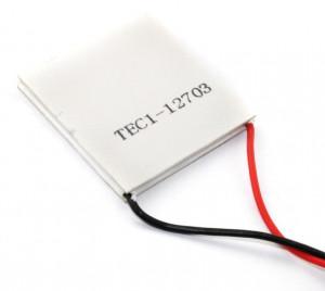 Ogniwo Peltiera 12V 27W TEC1-12703 40x40