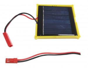 Ogniwo słoneczne 0.3W 3V OS29 60x60x6mm ze złączem JST