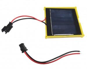 Ogniwo słoneczne 0.3W 3V OS30 60x60x6mm ze złączem JST SM