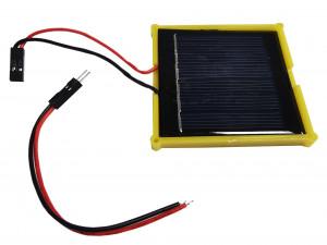 Ogniwo słoneczne 0.3W 3V OS31 60x60x6mm ze złączem Dupont