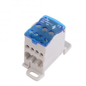 Blok rozdzielczy na szyne DIN UKK-80