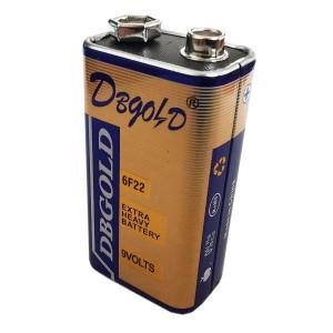 Bateria 6F22 9V DBGOLD