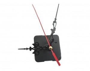 """Mechanizm kwarcowy zegara """"M5168"""" ze wskazówkami ozdobnymi"""