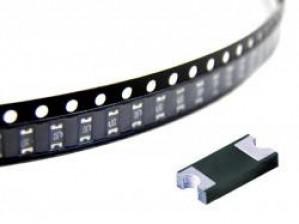 Bezpiecznik polimerowy SMD 1206 0.5A 13V opak=100 szt