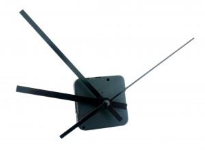 """Mechanizm kwarcowy zegara """"8828"""" ze wskazówkami prostymi MK7"""