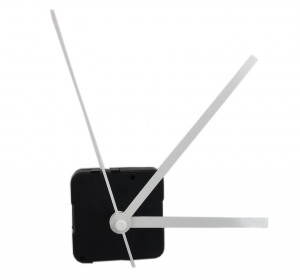 """Mechanizm kwarcowy zegara """"8828"""" ze wskazówkami prostymi MK8"""
