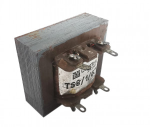 Transformator Sieciowy TS8/1 12V/0.6A