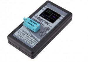 Miernik/tester tranzystorów i elementów elektronicznych M328