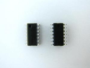 CD4001-SMD (CD4001BCM NXP/PHI T&R )
