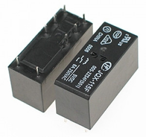 JQX-115F-012-1HS3 HONGFA l=25