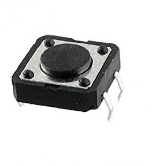 Tact Switch 12x12mm h=4.3mm opak=100 szt