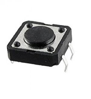 Tact Switch 12x12mm h=4.3mm opak=100 szt