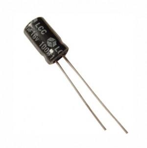 Kondensator 1uF/50V 4x7mm 105C opak=100 szt