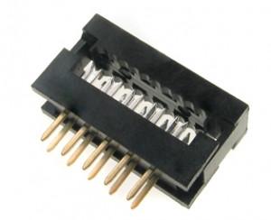 Przejście kabel --> druk IDC10 opak=100 szt