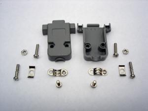 Osłona skręcana D-SUB 9 pin opak=100 szt