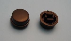Nakładka na tact switch d=13mm h=6mm opak=100 szt