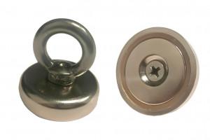 Magnes neodymowy 25mm 12kg z uchem