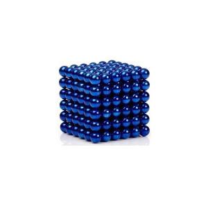 """Magnes neodymowy kulka średnica 5mm """"NEOCUBE"""" niebieski"""