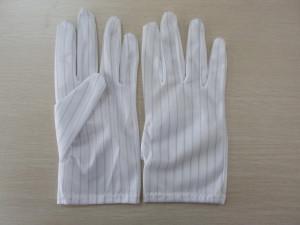 Rękawiczki antystatyczne ESD gładkie