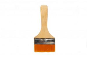 Pędzel ESD drewniany, szerokość: 35mm