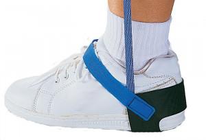 Opaska uziemiająca na obuwie