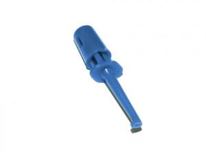 Chwytak pomiarowy haczyk l=43mm Niebiesk