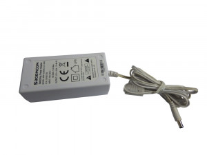 Zasilacz impuls 12V/3.8A DC5.5/2.1 bi p