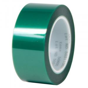 Taśma zabezpieczająca zielona 180°C 12mm