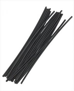 Spoiwo do spawania plastiku 2.5x5mm czarne, długość=1m