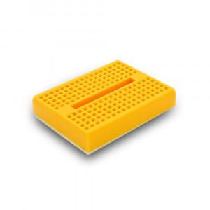 Płytka prototypowa stykowa 170 pól żółta