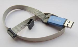 Programator USB dla AVR metalowy