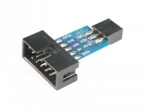Przejściówka ISP 6pin-10pin STK500