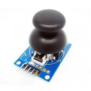 Moduł joystick z przyciskiem + gałka