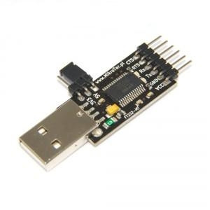 Konwerter USB-UART FT232