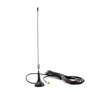 Antena GSM 433MHz 5dbi SMA 15cm magnes