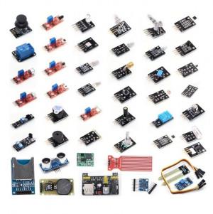 Zestaw 45 elementów do Arduino