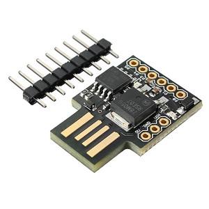 Moduł Attiny85 USB Kickstarter