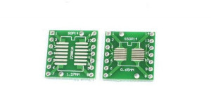 Adapter SO14 TSSOP14 na DIP