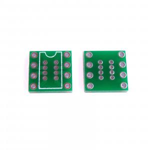 Adapter DIP8 na SO8 bez pinów