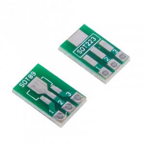 Adapter SOT223/SOT89 na DIP